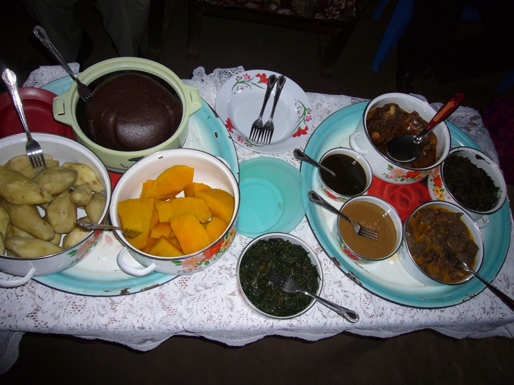 Traditional Dinner Foods