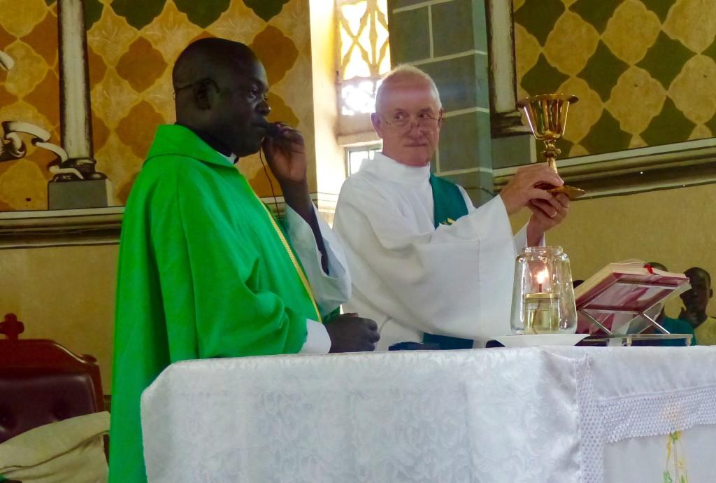 Chalice Gift from Three Holy Women Parish