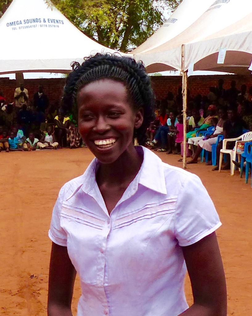 Caroline is one of the ACRO mobilizers who worked for the past year in one of the four parish zones.